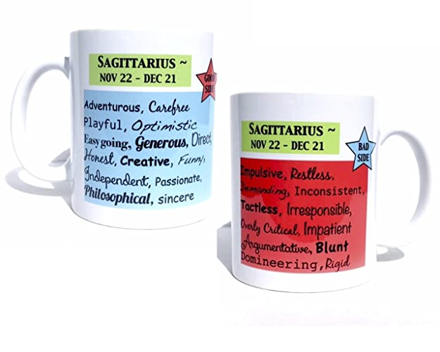 Amazon com: Sagittarius birthday gifts - astrology gifts - new age
