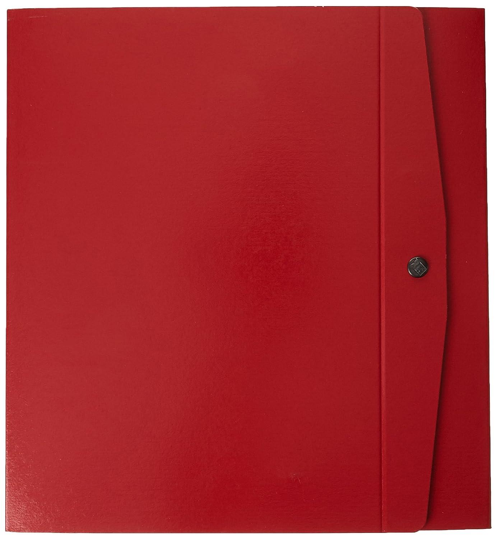 Rexel 00023704 Project 8 Scatola Archivio Dorso da 8 cm, Blu ACCO Brands 137843