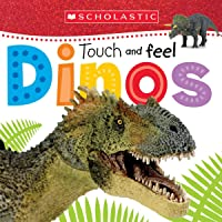 Touch and Feel Dinos: Scholastic Early Learners (Touch and Feel)