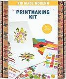 Kid Made Modern Print Making Kit Playset