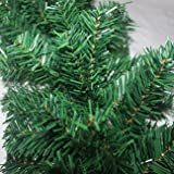 Uheng 2Pack 9 Foot 10 Inch Christmas Decorations