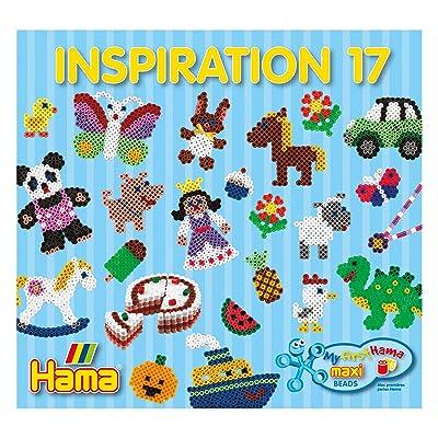 Hama - Maxi - Inspiration no. 17, 399 - 17: Juguetes y juegos