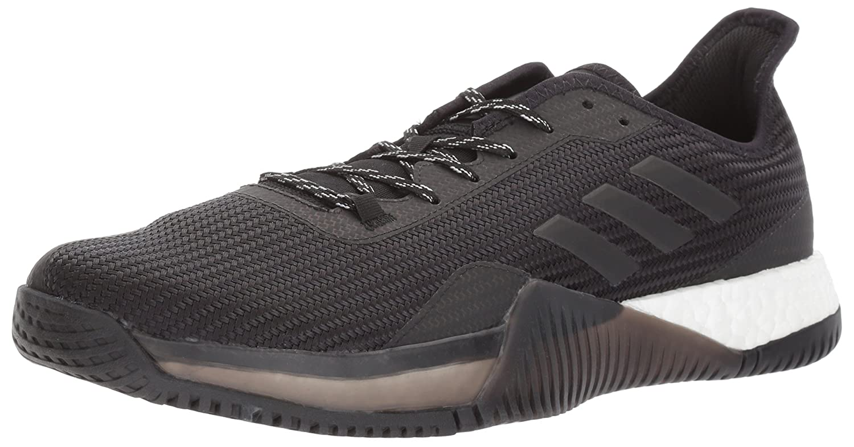 newest d73a8 c0970 Amazon.com  adidas Mens Crazytrain Elite M Cross Trainer  Fitness   Cross-Training