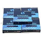 Schneider 施耐德 墨胆 (5盒/包 蓝黑)6699