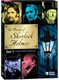 THE RIVALS OF SHERLOCK HOLMES, SET 1
