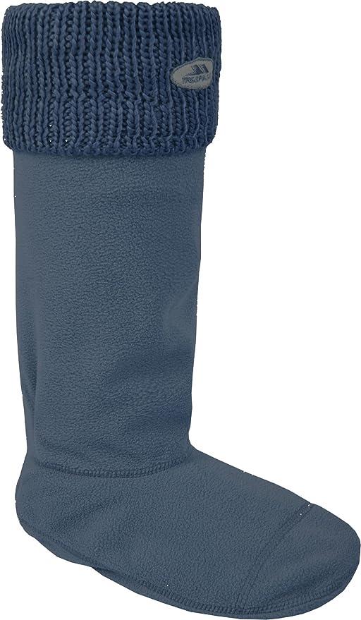 Trespass Gabbie - Calcetines para Botas de Agua, Mujer, Color Azul - Azul,