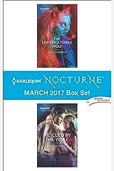 Harlequin Nocturne March 2017 Box Set: An Anthology