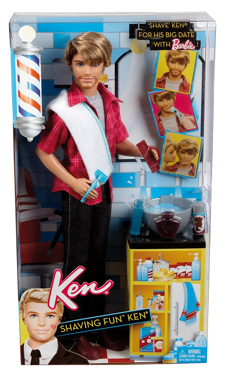 dating ken dolls