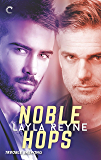 Noble Hops: A gripping romantic suspense (Trouble Brewing Book 3)