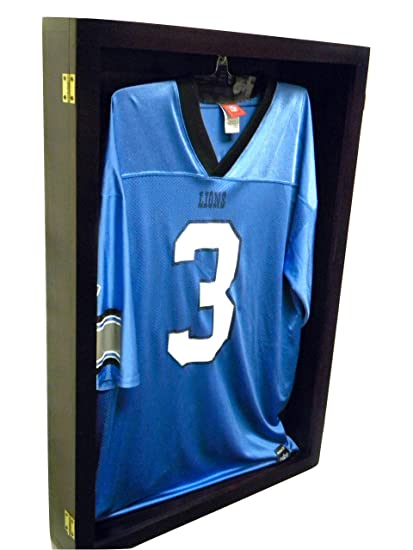 Amazon com: XX Large Football/Hockey Uniform Jersey Display