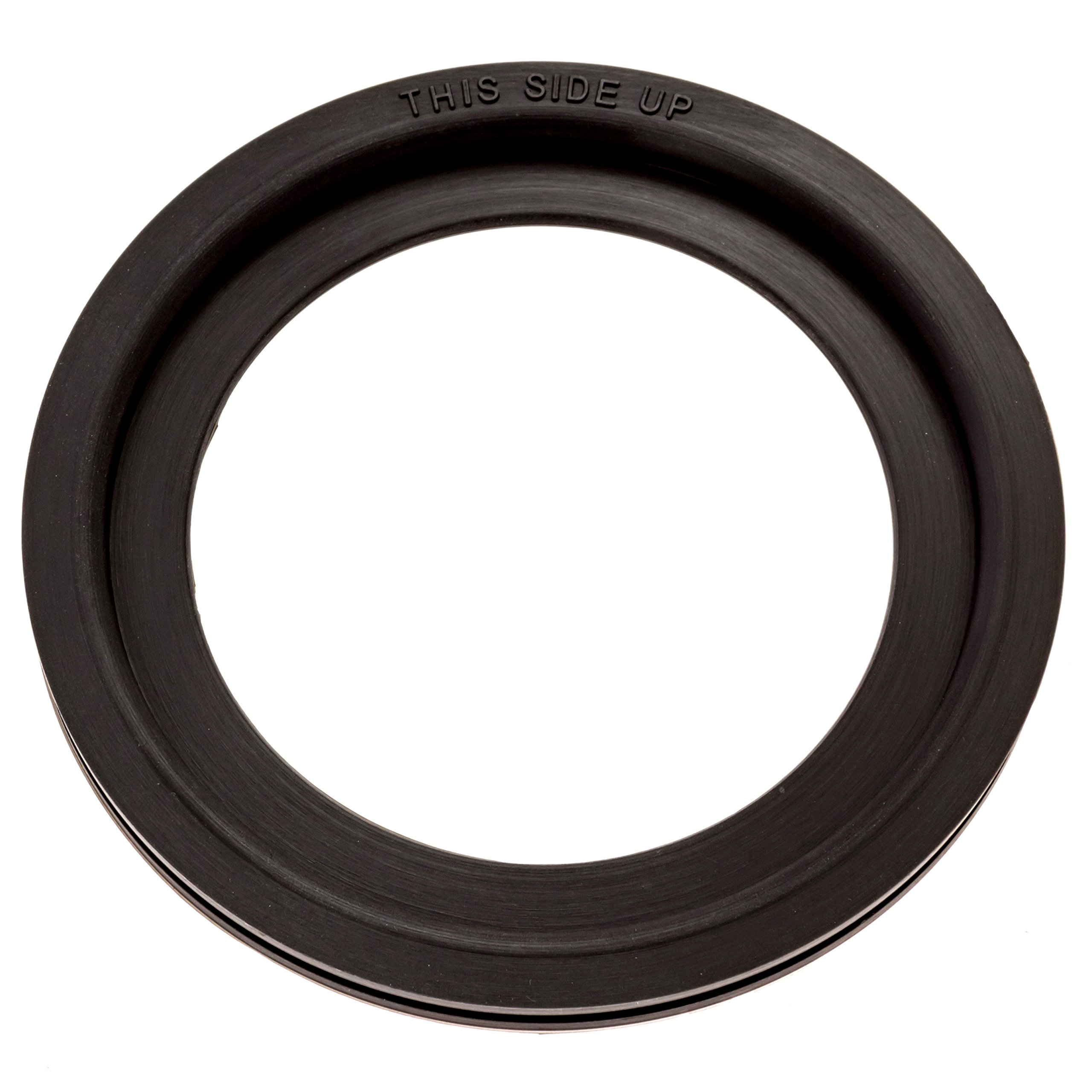 Mission Automotive Dometic -Compatible Flush Ball Seal for 300/310 / 320 RV Toilets - Comparable to Parts Number 385311658 Kit - Ideal Replacement Gasket by Mission Automotive