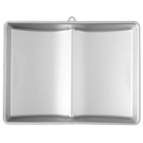 Wilton 2105-2521 - Molde para hornear, diseño libro abierto