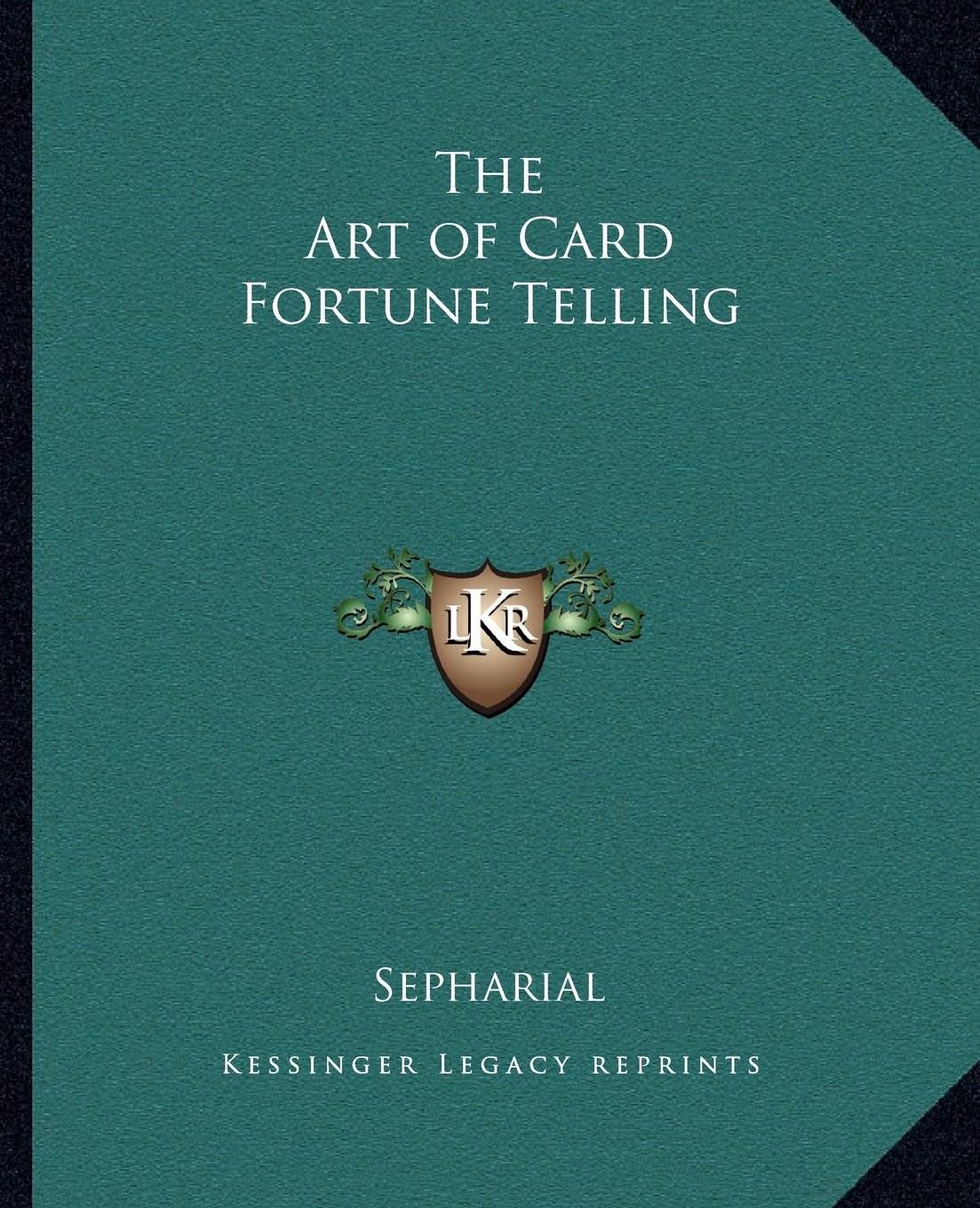Read Online The Art of Card Fortune Telling pdf