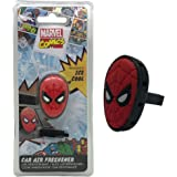 Marvel Vent Clip Car Air Freshener Ice Cool Scent - Spiderman