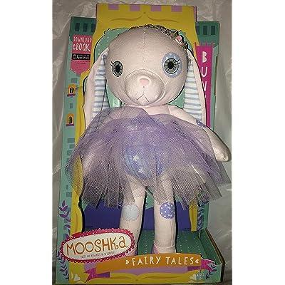 Mooshka Fairy Tales Ballerina Pets Bunny Plush: Toys & Games