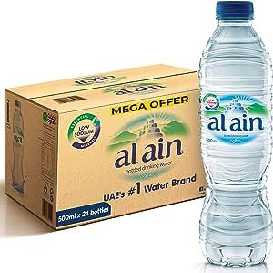 ALAIN Bottle Drinking Water, 24 x 500 ml
