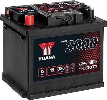 Yuasa YBX3077 Batteria Avviamento