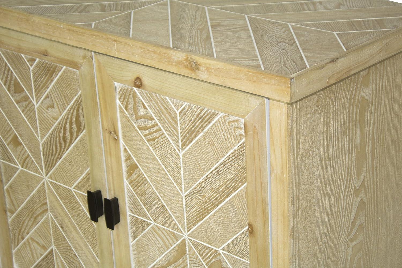 Heather Ann Creations Urban 1-Drawer Sideboard