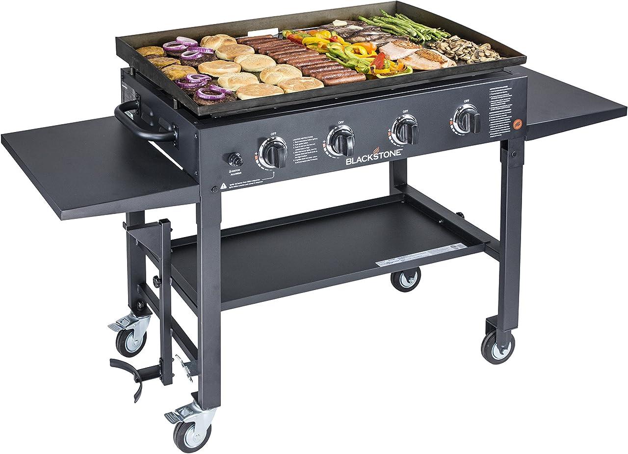 best-flat-top-grill
