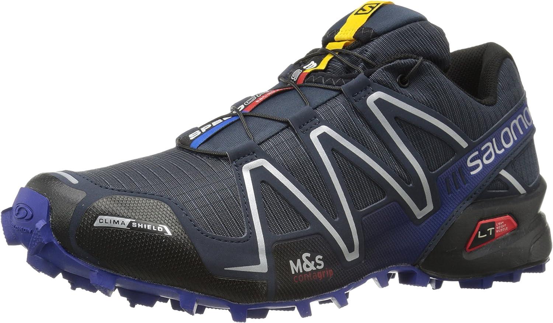 Salomon Speedcross 3 CS, Chaussures de Trail Homme