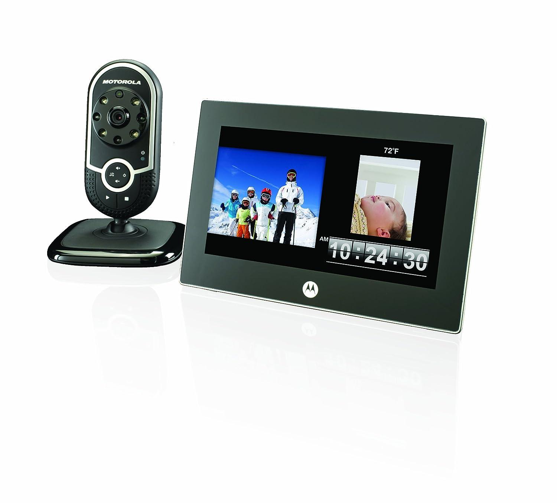 Amazon.com : Motorola MFV700 7-inch Digital Frame with Video-In ...