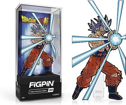 Dragon Ball Super Ultra Instinct Goku FiGPiN