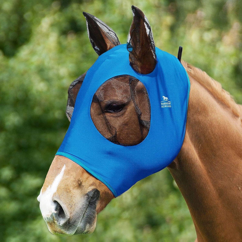 Harrison Howard Super-fit Pferdefliegenmaske