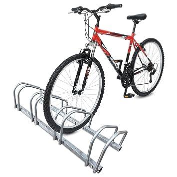 Silverline Bike Stand 250707 Bicycle Storage Wall Mountable Single Bike Security