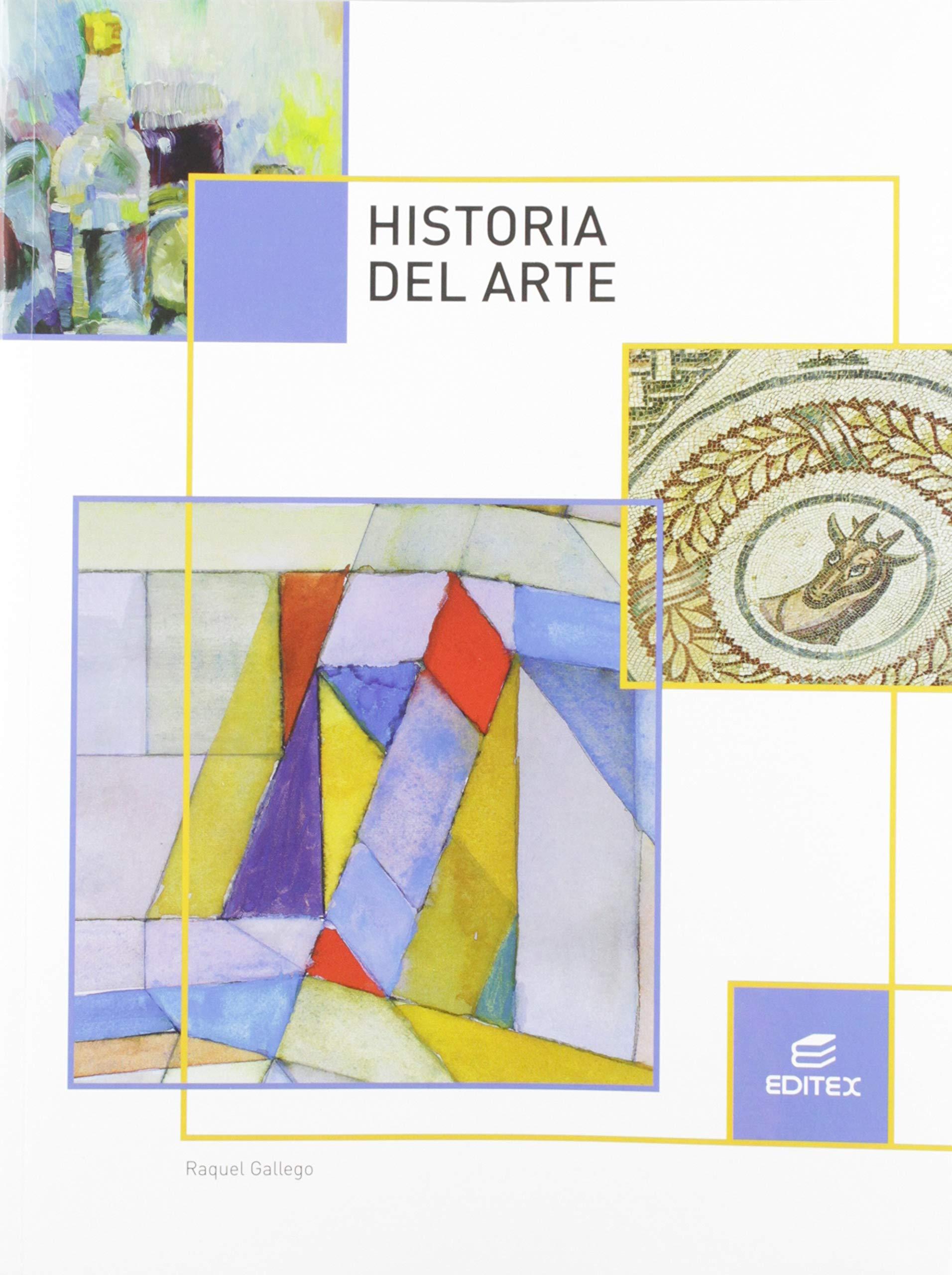 Historia del Arte 2º Bachillerato - 9788497715171: Amazon.es: Gallego García, Raquel: Libros