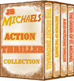 JB Michaels Action Thriller Collection: A Urban Fantasy and Holiday Action Adventure Boxed Set!