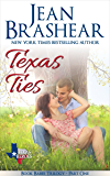 Texas Ties: Book Babes Trilogy Part One (Texas Heroes 13)