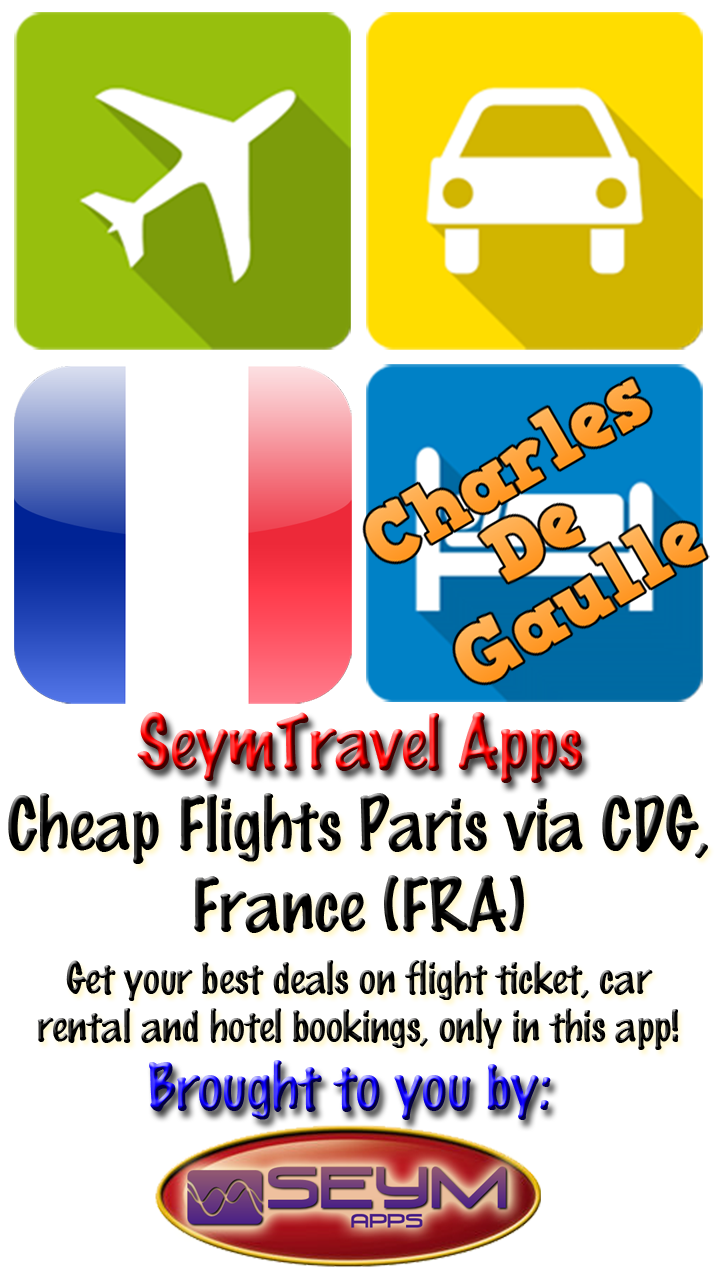 Cheap flights to paris france appstore for for Best flights to paris