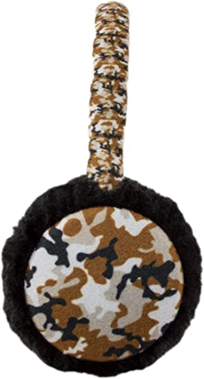 Brave Tour Unisex Earmuffs Simple Camouflage Earmuffs Lined Compact Winter Warm Earmuffs