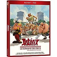 Astérix - Le Domaine des dieux (Asterix - The Mansions of the Gods) [Blu-ray] (Bilingual)