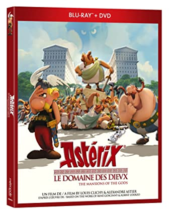 Amazon.com: Asterix: The Mansi...