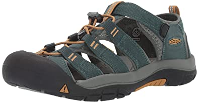 ad5cb42061d Keen Baby Newport H2 Water Shoe, Green Gables/Wood Thrush, 4 M US