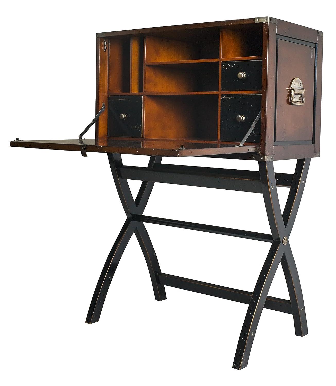 Campaign Cabinet Desk