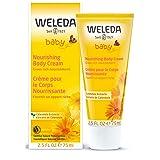 Weleda Nourishing Body Cream, 2.5 Fluid Ounce