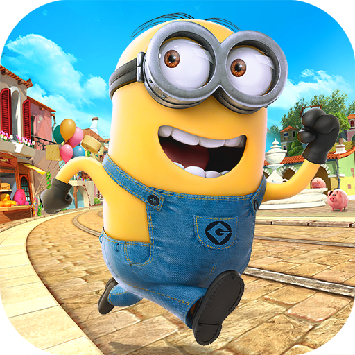 Minion Rush: Despicable Me Official Game]()