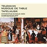 Telemann Musique de Table Tafelmusik