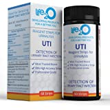 Complete 4-in-1 Urinary Tract Infection Test Strips 50ct, Urine Test Strips for Women, Leukocytes, Nitrite, pH and Blood Test