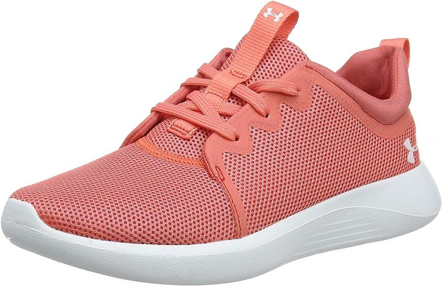 Under Armour Skylar, Zapatillas de Running para Mujer, Naranja ...