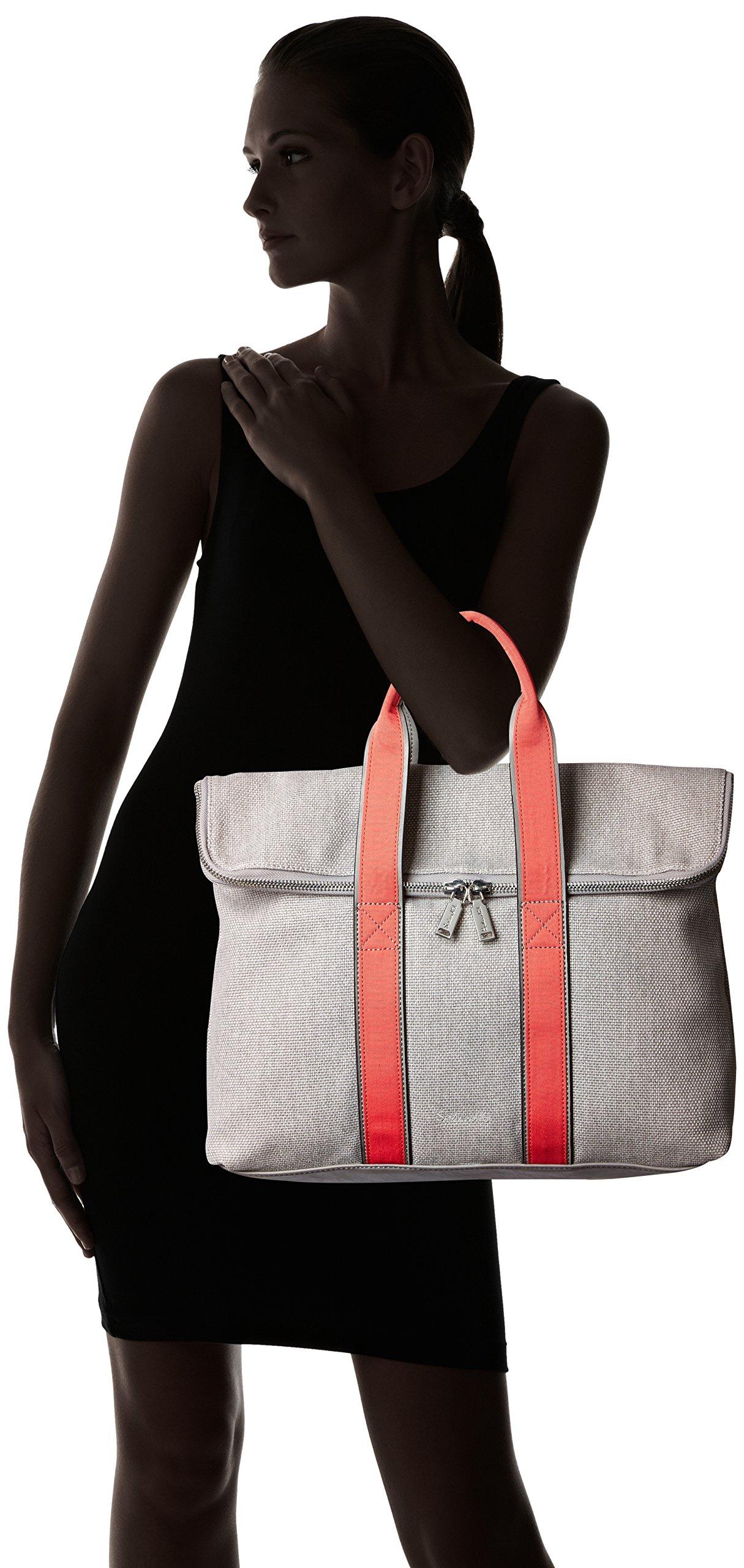 Splendid Cape May Satchel Top Handle Bag, Grey, One Size by Splendid (Image #6)