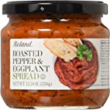 Roland Foods Roasted Pepper & Eggplant Spread, 12.3 Ounce