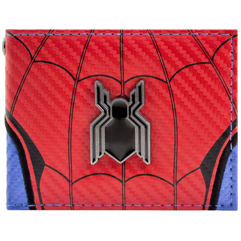 Marvel Spider-Man Logo Retrouvailles rouge Portefeuille