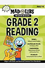 Mad Libs Workbook: Grade 2 Reading (Mad Libs Workbooks) Paperback