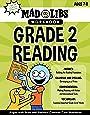 Mad Libs Workbook: Grade 2 Reading (Mad Libs Workbooks)