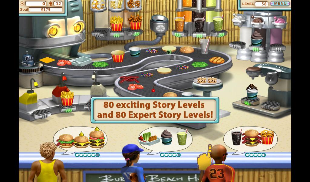 burger shop 2 mod apk full version