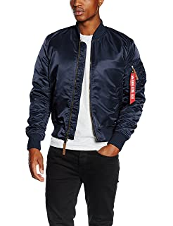 the latest 0529c 13625 Alpha Industries Herren Ma- Tt Bomberjacke: Amazon.de ...