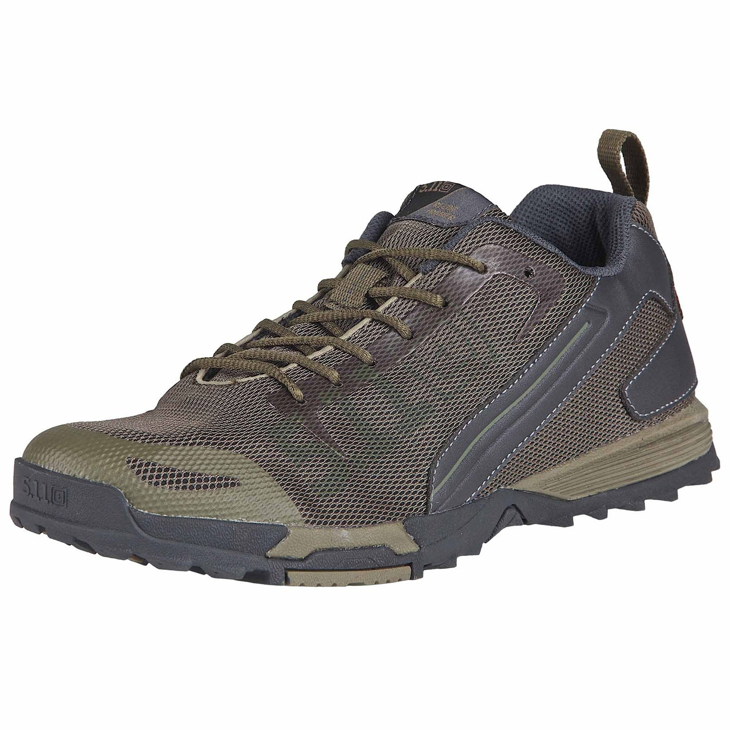 5.11 Tactical Men's Recon TS Trail Running Shoe,Sage,7.5 D(M) US